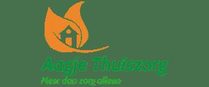 Het logo van aagje thuiszorg