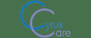 Het logo van cyrus care
