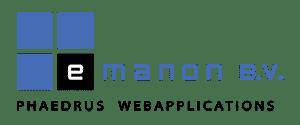 Het logo van emanon